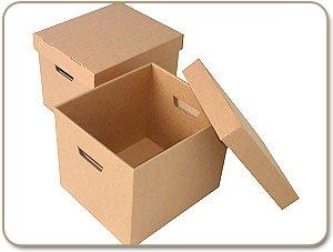 картон коробочный листовой